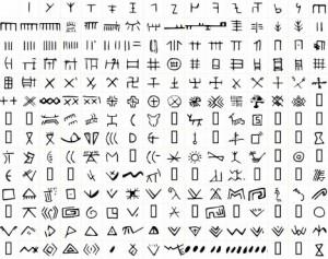 Vincan symbols