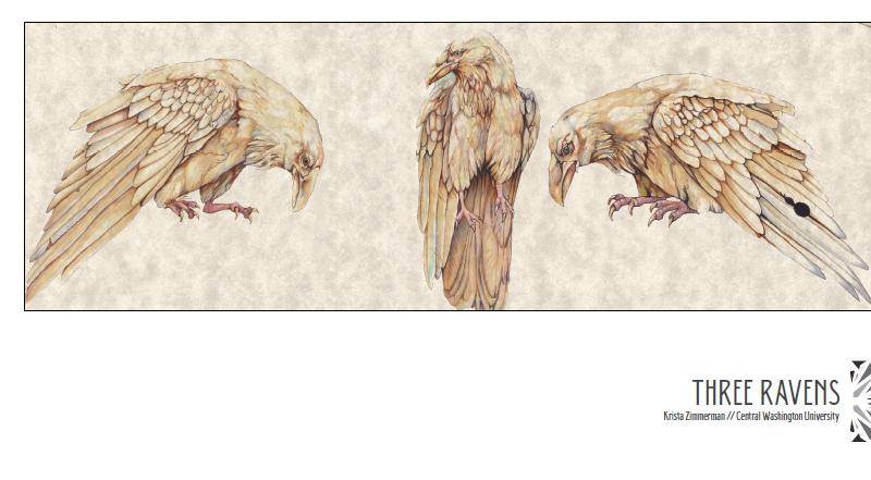 Contributor Profile: Staff Choice Visual Art Award Winner Krista Zimmerman