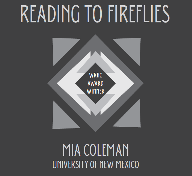 Contributor Profile: WRHC Short Fiction Award Winner Mia Coleman