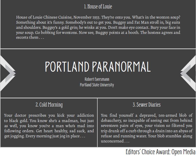 Contributor Profile: Editors' Choice Open Media Award Winner Robert Eversmann