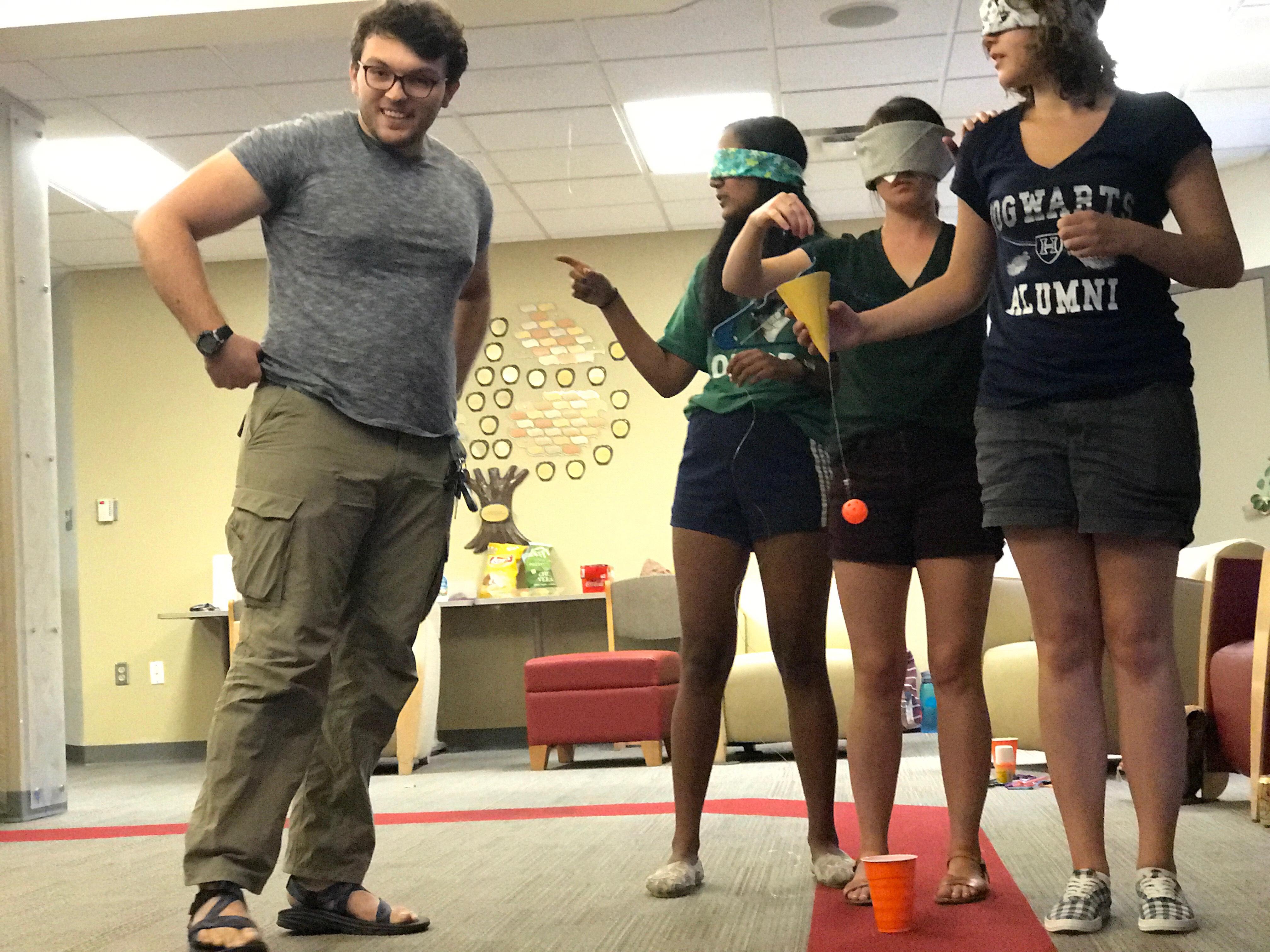 Scribendi Staff Members Bond at Team Building Workshop
